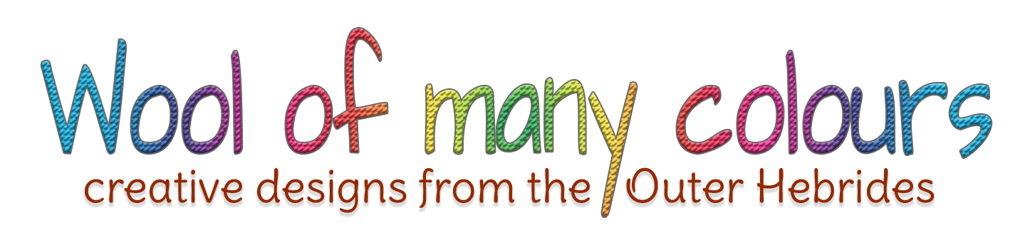 Wool of Many Colours logo